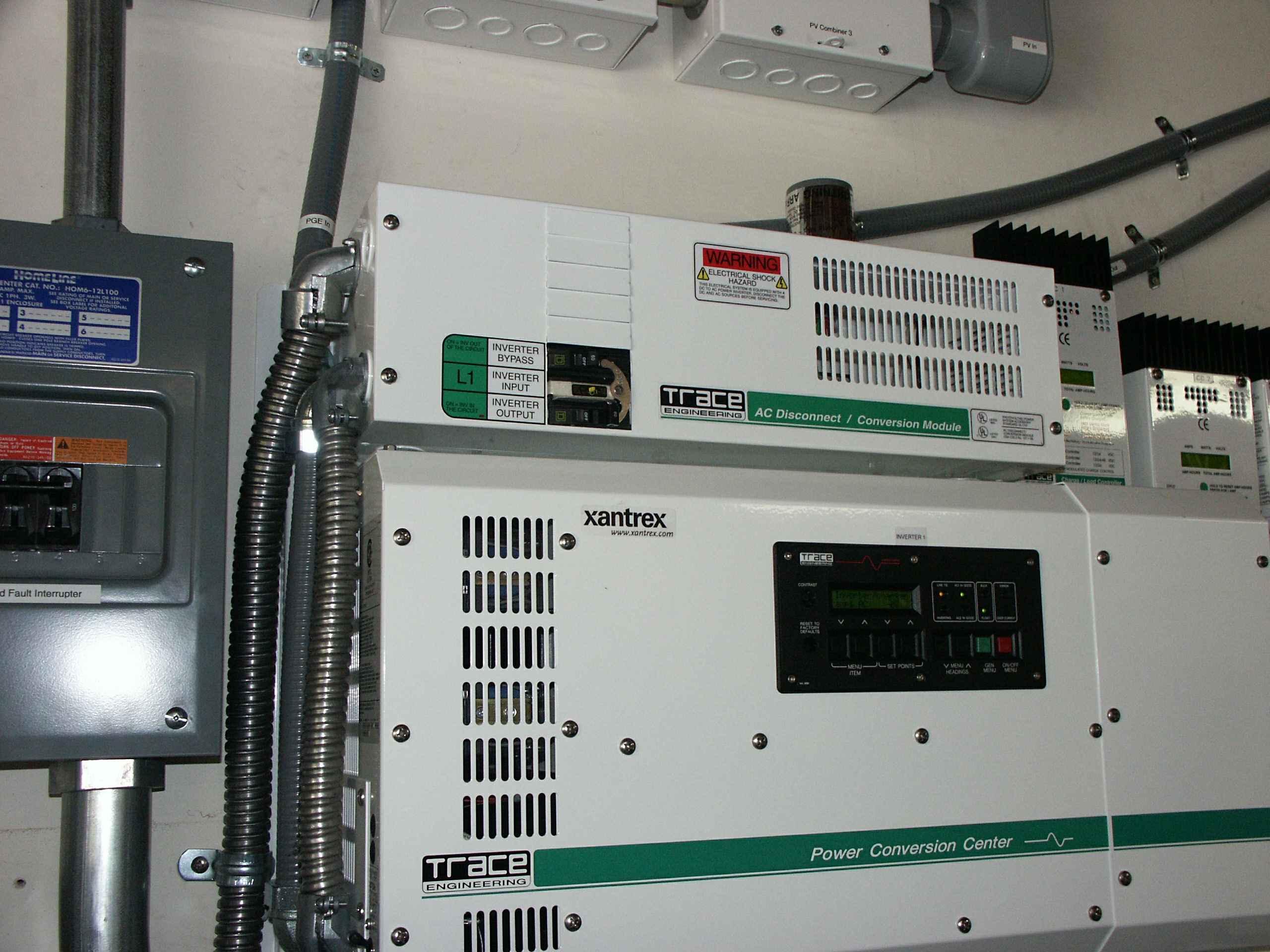 Generator Power Path